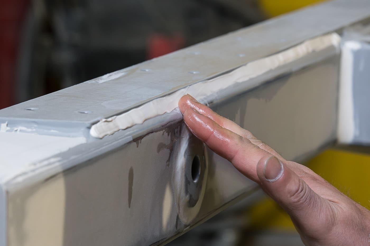 stuccatura artigianale